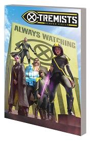 Age of X-Man X-Tremists TP (2019 series)