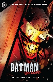 Batman Who Laughs HC (2019 series)