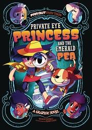 Private Eye Princess and Emerald Pea