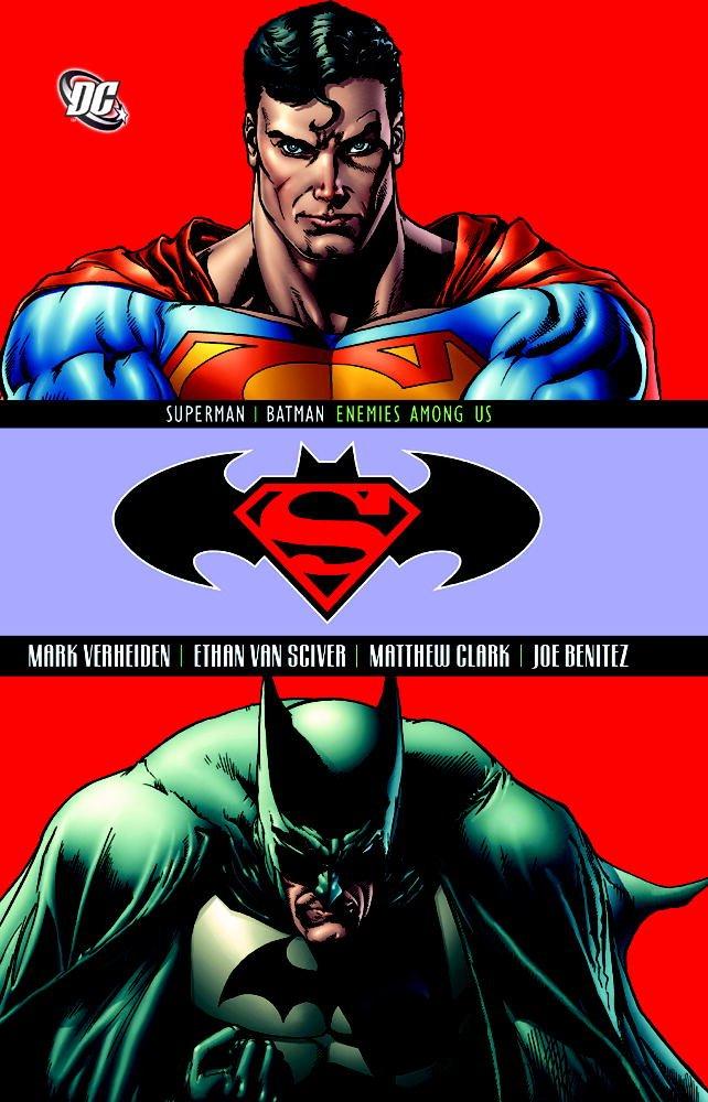 Superman/Batman: Volume 5: Enemies Among Us TP - Used