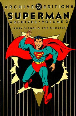 Archive Editions: Superman Archives: Volume 3 HC - Used
