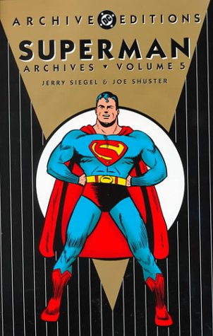Archive Editions: Superman Archives: Volume 5 HC - Used
