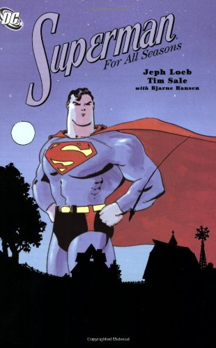 Superman For All Seasons HC - Used