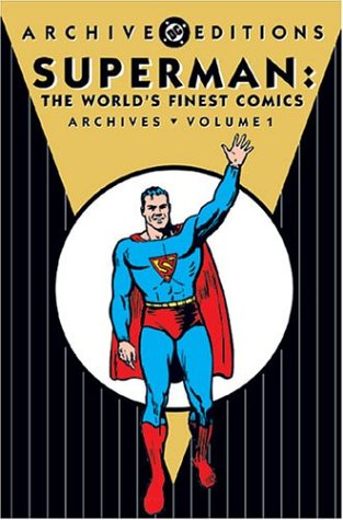 Archive Editions: Superman: The World's Finest Comics Archives: Volume 1 HC - Used