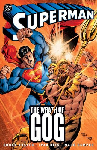 Superman: The Wrath of Gog TP - Used