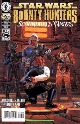 Star Wars: Bounty Hunters - Scoundrel's Wages (1999) no. 1 One Shot - Used