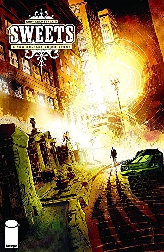 Sweets: A New Orleans Crime Story TP - Used