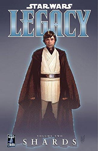 Star Wars Legacy: Volume 2: Shards: TP - Used