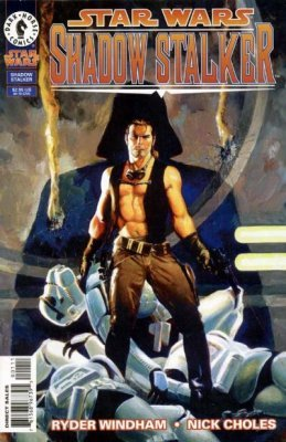 Star Wars One Shot: Shadow Stalker (1997) - Used