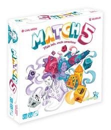 Match 5 Board Game