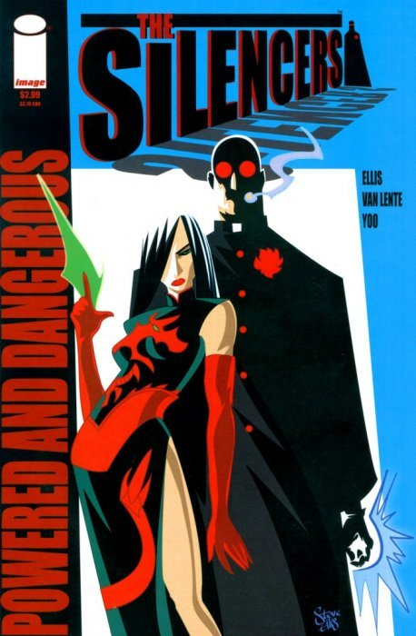 Silencers (2005) no. 1 One Shot - Used