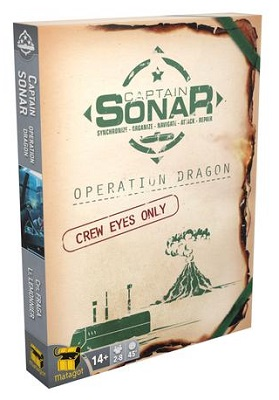 Captain SONAR : Operation Dragon Expansion