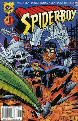 Spider-Boy (1996) no. 1 One Shot - Used