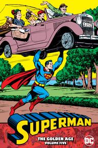 Superman: The Golden Age: Volume 5 TP