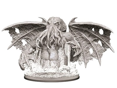 Pathfinder Deep Cuts Unpainted Minis: Star Spawn of Cthulhu