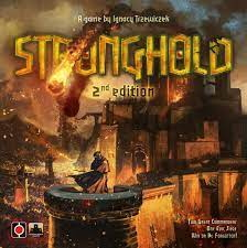 Stronghold Board Game 2nd Edition - USED - By Seller No: 16401 Eric Domeier