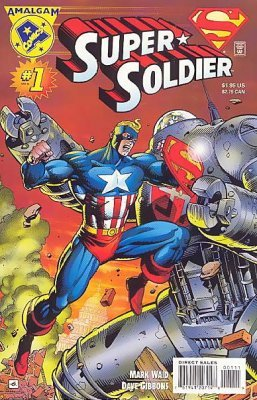 Super Soldier (1996) no. 1 One Shot - Used