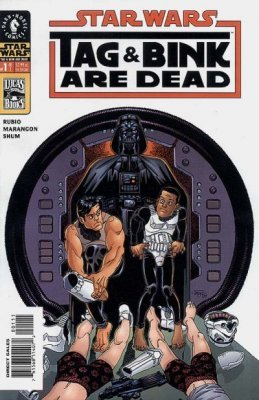 Star Wars: Tag and Bink Are Dead no. 1 (2001 Series) - Used