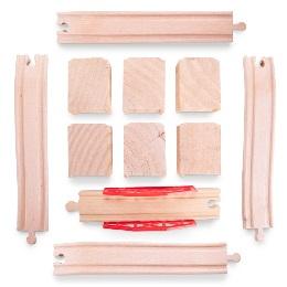 Wooden Rails: Build-a-Bridge Starter Pack