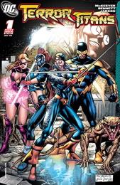 Terror Titans (2008) Complete Bundle - Used