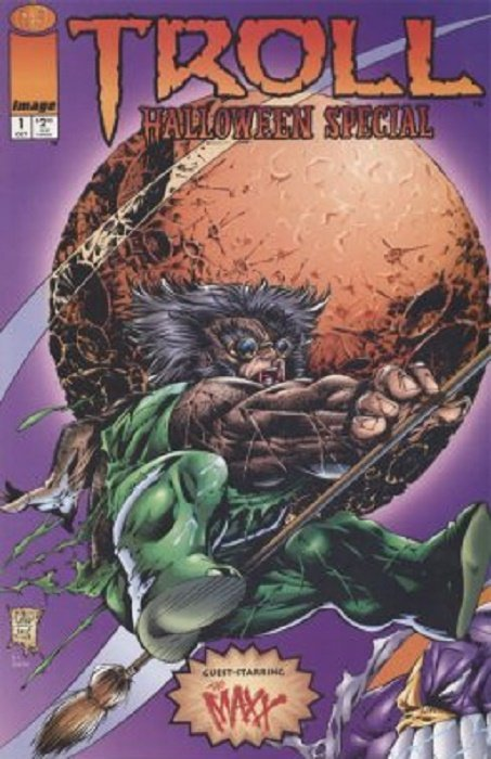 Troll Halloween Special (1993) no. 1 One Shot - Used