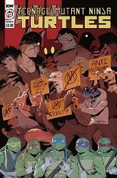 Teenage Mutant Ninja Turtles no. 112 (2011 Series)