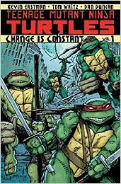 Teenage Mutant Ninja Turtles: Volume 1: Change is Constant TP - Used
