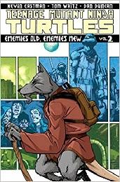 Teenage Mutant Ninja Turtles: Volume 2: Enemies Old, Enemies New TP - Used