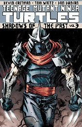 Teenage Mutant Ninja Turtles: Volume 3: Shadows of the Past TP - Used