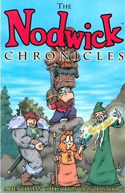 Nodwick Chronicles Vol 1 TP - Used