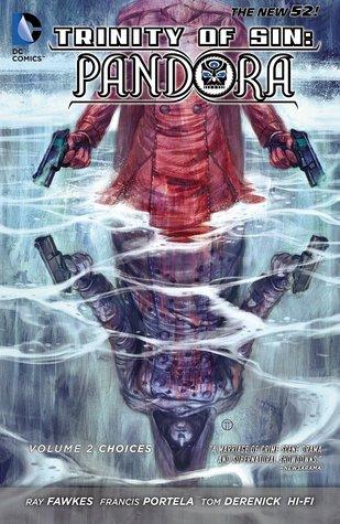 Trinity of Sin: Pandora: Volume 2: Choices TP - Used