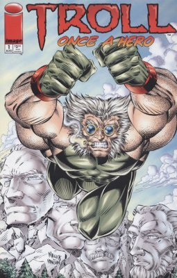 Troll Once a Hero (1993) no. 1 One Shot - Used