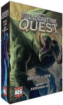 Thunderstone Quest : Ripples in Time Expansion