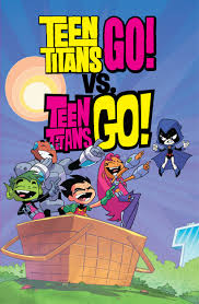 Teen Titans Go vs Teen Titans Go Box Set Volume 2