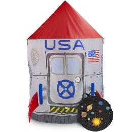 Space Adventure Roarin Rocket Play Tent