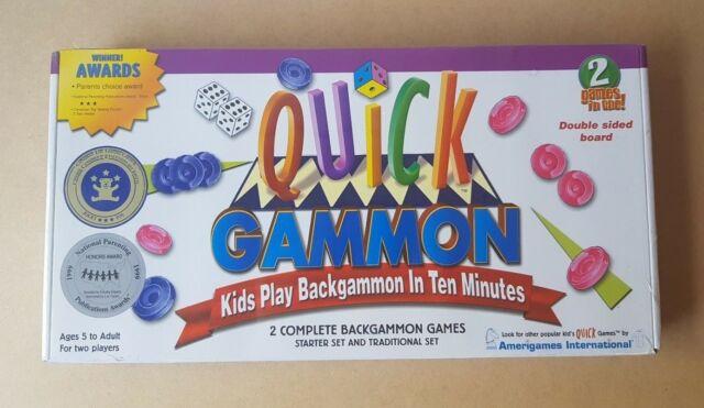 Quick Gammon