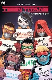 Teen Titans: Turn it Up Volume 2 TP