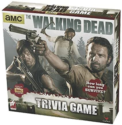 The Walking Dead Trivia Game - USED - By Seller No: 1222 Doug Mahnke