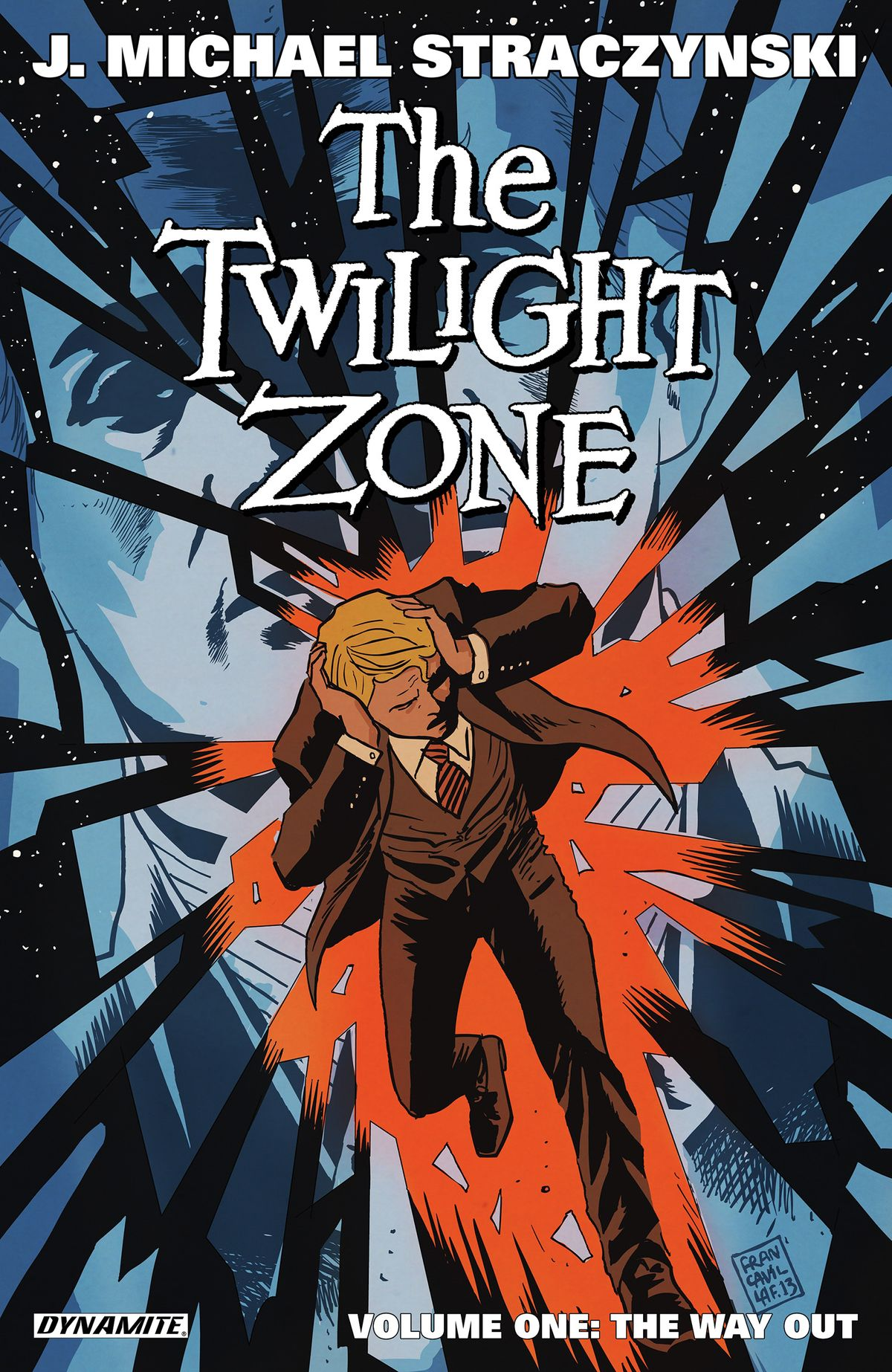 The Twilight Zone: Volume 1: The Way Out TP - Used