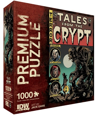 Tales from the Crypt: Werewolf Premium 1000 Piece Puzzle