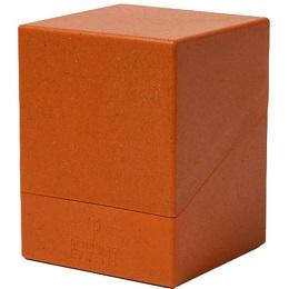 Boulder Deck Case: Standard Size Return to Earth - Orange (100+)
