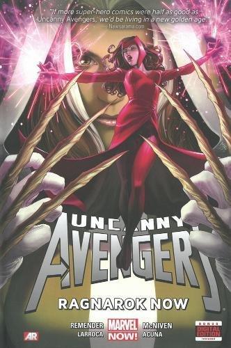 Uncanny Avengers: Volume 3: Ragnarok Now HC - Used