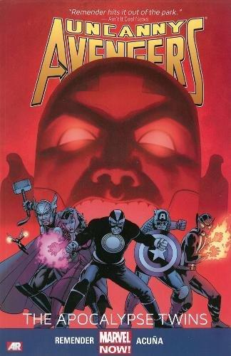 Uncanny Avengers: Volume 2: The Apocalypse Twins HC - Used