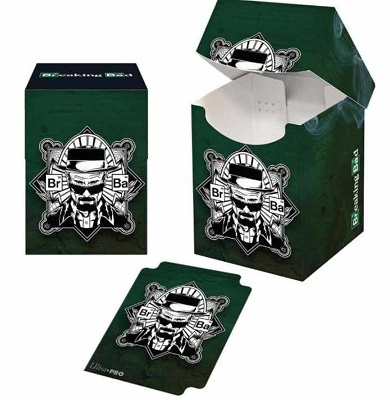 Deckbox: Pro 100+: Breaking Bad: Heisenberg