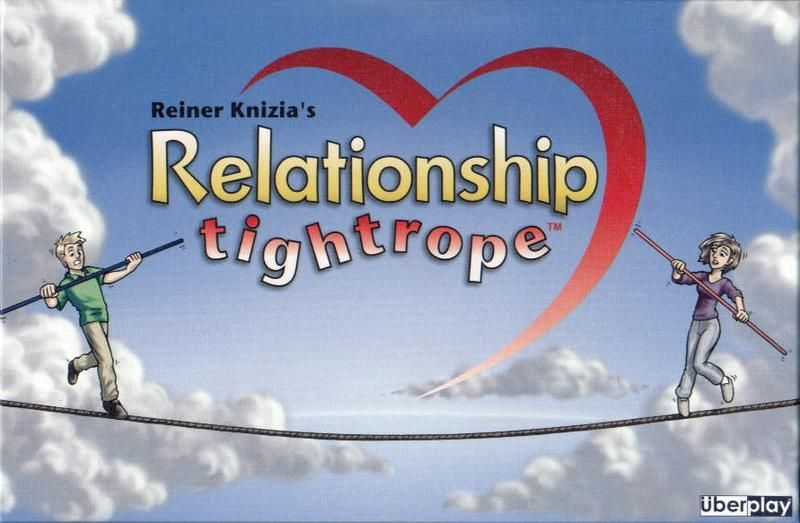 Relationship Tightrope - USED - By Seller No: 20 GOB Retail