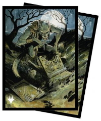 Deck Protector: MtG: Innistrad Midnight Hunt: Graveyard Glutton (100 Sleeves) (18825)