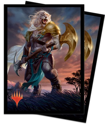 Deck Protector: Magic the Gathering: Core 2020: Ajani, Strength of the Pride 18099