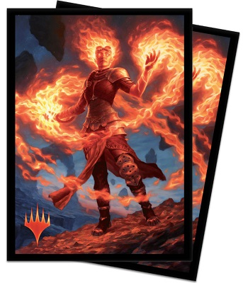 Deck Protector: Magic the Gathering: Core 2020: Chandra, Awakened Inferno 18102