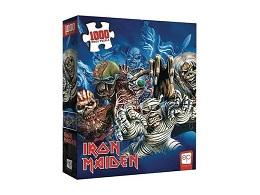 Iron Maiden: Faces of Eddie Puzzle - 1000 Pieces