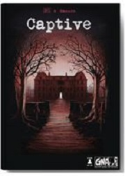Graphic Novel Adventure: Captive Volume 1